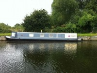 "Narrowboat ""Gliding Stream"" – Avante Boat Sales"