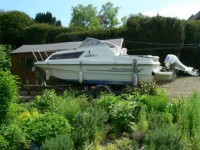 SHETLAND FAMILY 4 (2004) with TRAILER and OUTBOARD ENGINE