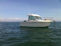 Jeanneau Merry Fisher 610 Fast Fishing Boat