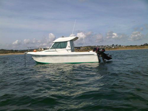 Jeanneau merry fisher 610 fast fishing boat forsale for Fast fishing boats