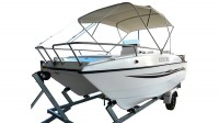 Hunter Catamaran 4,5 meter Sail&Fishing boat