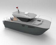 DISCOVERY PLUS 800 Catamaran Yacht