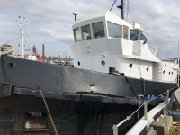 Stunning Tug Conversion – Sea Challenge