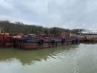 Barge for Conversion – Jumbo